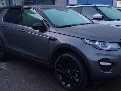 gebraucht Land Rover Discovery Sport 2.0 TD4 180 HSE Luxuty
