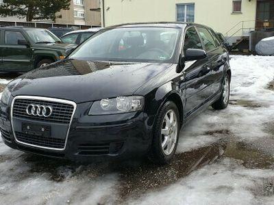 gebraucht Audi A3 Sportback  2.0 FSI Ambition