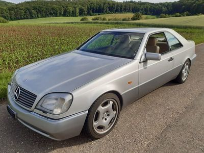 gebraucht Mercedes 500 CL (S)Automatic Model 1995