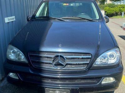 gebraucht Mercedes ML400 M-KlasseCDI Automatic