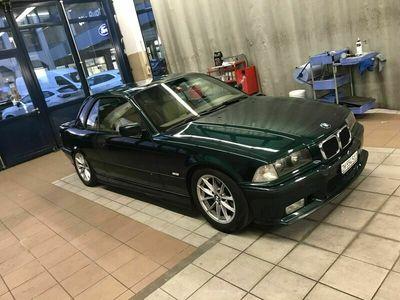 gebraucht BMW 328 Cabriolet 3er Mpaket ab Werk