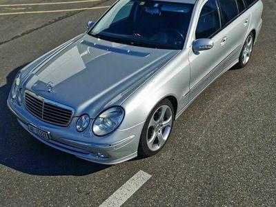 gebraucht Mercedes E270 E-KlasseAvantgard