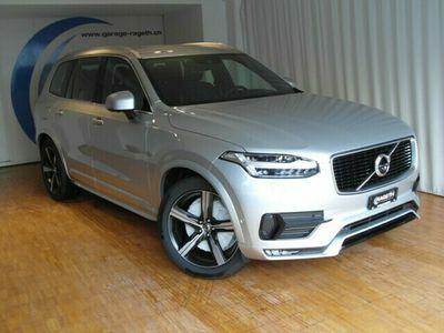 gebraucht Volvo XC90 2.0 D5 R-Design 7P. AWD