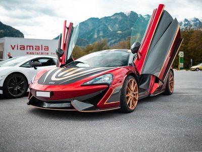 gebraucht McLaren 570S Coupé 3.8 V8 SSG