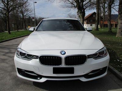 gebraucht BMW 335 d xDrive Sport Line Steptronic