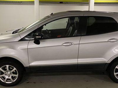 gebraucht Ford Ecosport 1.0