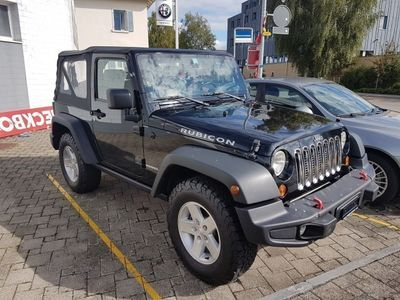 gebraucht Jeep Wrangler 2.8 CRD Rubicon Automatic