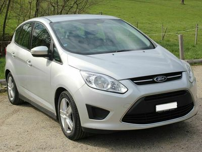 gebraucht Ford C-MAX 1.6i Ti-VCT Carving