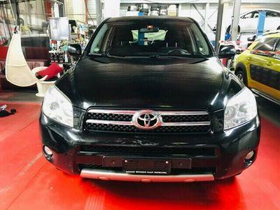 gebraucht Toyota RAV4 2.2D-4 D Linea Sol