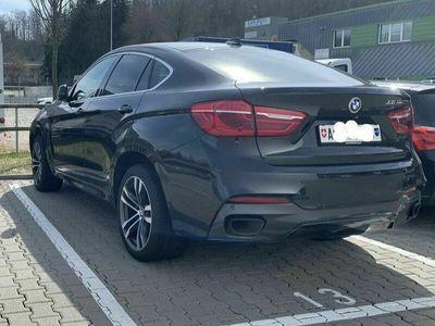 gebraucht BMW X6 X6 M50dM50d