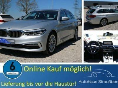 gebraucht BMW 530 d Touring Luxury Line NP:85.000€ ACC DAB