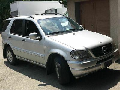 gebraucht Mercedes ML270 M-Klasse MERCEDESCDI