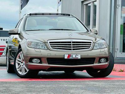 gebraucht Mercedes C350 C-KlasseCDI BlueEff. Avantgarde 4Matic 7G-Tronic