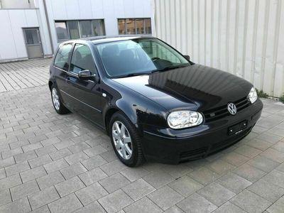 gebraucht VW Golf 2.8 V6 4 Motion