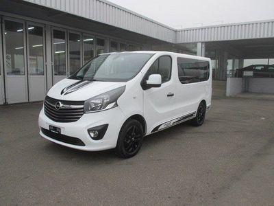 gebraucht Opel Vivaro 1.6CDTI Sport 2.9t L1H1