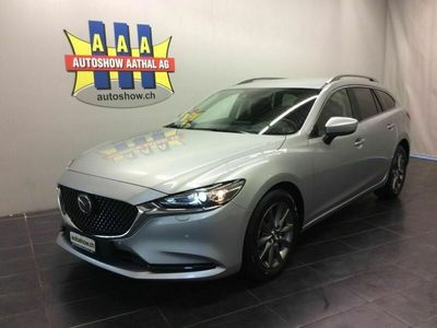 gebraucht Mazda 6 Sportwagon 2.0 SKYACTIV-G Ambition