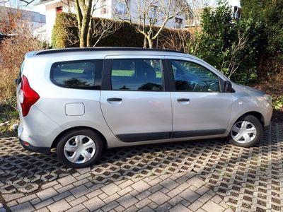 gebraucht Dacia Lodgy Benziner frisch ab MFK zu verkaufen
