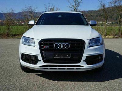 gebraucht Audi SQ5 SQ5 3.0 TDI quattro tiptronic (SUV / Geländewagen)3.0 TDI quattro tiptronic (SUV / Geländewagen)