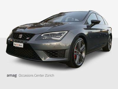 gebraucht Seat Leon ST 2.0 TSI Cupra 290 DSG
