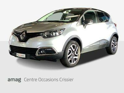 gebraucht Renault Captur 1.2 T 16V Intens