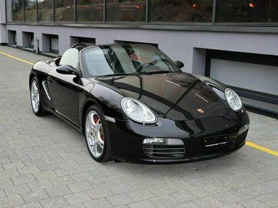 gebraucht Porsche Boxster S 3.2