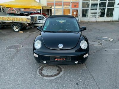 gebraucht VW Beetle Cabrio 1.4