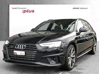 gebraucht Audi A4 Avant 2.0 TDI Sport quattro S-tronic
