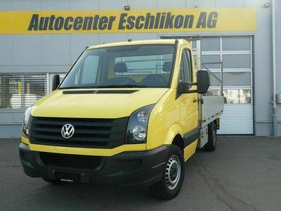 gebraucht VW Crafter 35 Kab.-Ch. 3665 2.0 TDI 163