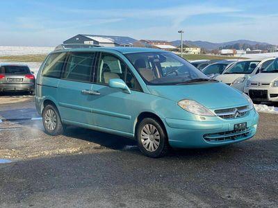 gebraucht Citroën C8 2.0 16V HDi SX Automatic