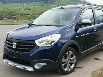 gebraucht Dacia Lodgy dCi110 Stepway 1.5 Diesel ? 7 PL Navi + Klima