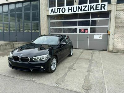 gebraucht BMW 118 1er 118i Sport Line Steptronic 1er i Sport Line Steptronic
