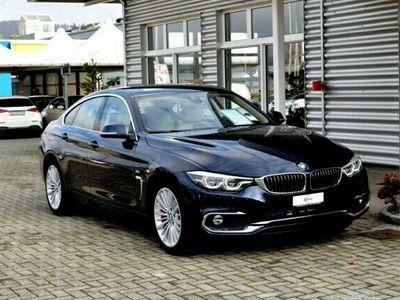 gebraucht BMW 440 i Gran Coupé xDrive Luxury Line Steptronic / CH FAHRZ