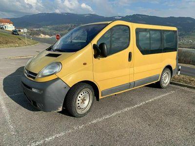 gebraucht Opel Vivaro 2.5 CDTI 2.7t