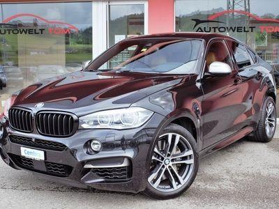 gebraucht BMW X6 M50d Steptronic