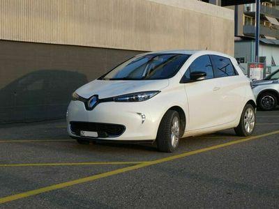 gebraucht Renault Zoe Zoe Elektro Nichtraucher AutoIntens Q210