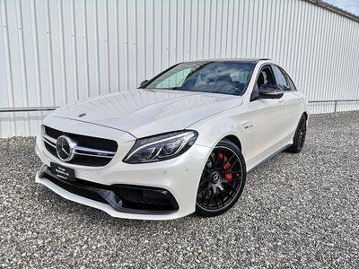 gebraucht Mercedes C63S AMG C-Klasse C 63 AMGAMG Speedshift