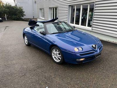 gebraucht Alfa Romeo Spider 3.0 V6 klima leder