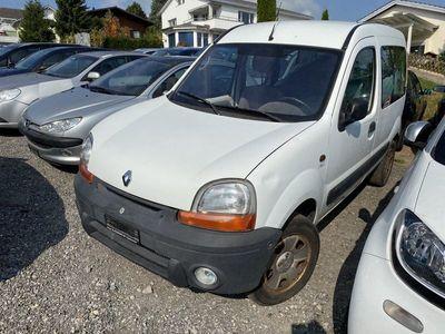 gebraucht Renault Kangoo 4x4 - 2002 - 186´000km