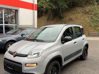 gebraucht Fiat Panda 4x4 0.9 Twinair Turbo