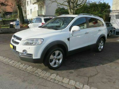 gebraucht Chevrolet Captiva 2.0 VCDi 100 Edition 4WD Automatic