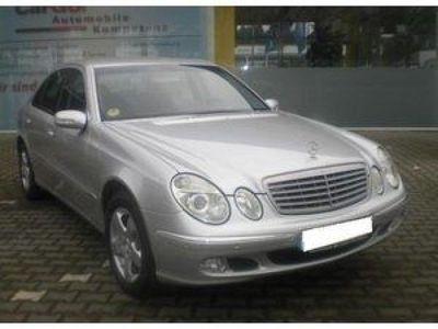 gebraucht Mercedes E270 CDI Elegance *AUTOMATIK*NAVI*NUR 87TKM*PDC