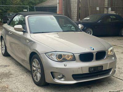 gebraucht BMW 118 Cabriolet 1er D Automat