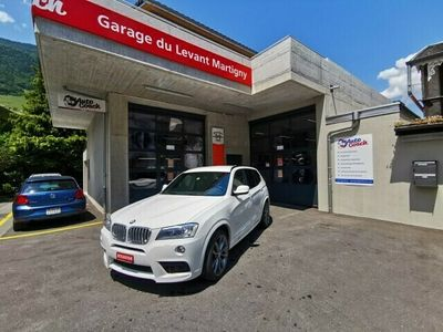 gebraucht BMW X3 xDrive 35d Steptronic