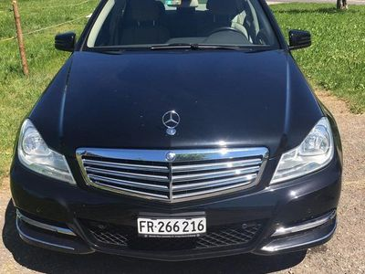 gebraucht Mercedes C250 C-Klasse