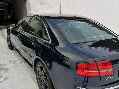 gebraucht Audi A8 4.2 V8 TDI DPF quattro B&O individual