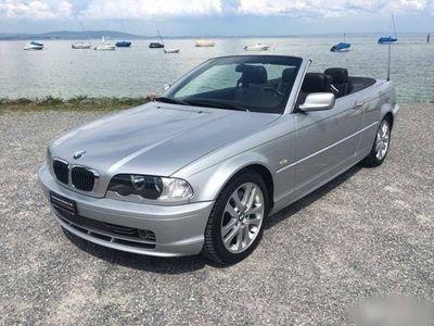 gebraucht BMW 330 Cabriolet 3er CI MIT HARDTOP/AUTOMAT/XENON/LEDER/MFK04.19