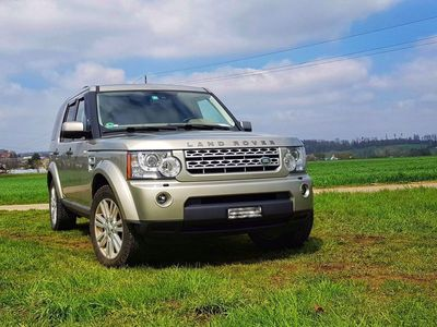 gebraucht Land Rover Discovery 4 Discovery Landrover3.0 TDV6 HSE Automatik