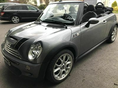 gebraucht Mini Cooper S Cabriolet Cabriolet - AUTOMAT