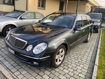 gebraucht Mercedes E200 E-Klasse Mercedes BenzKompressor T