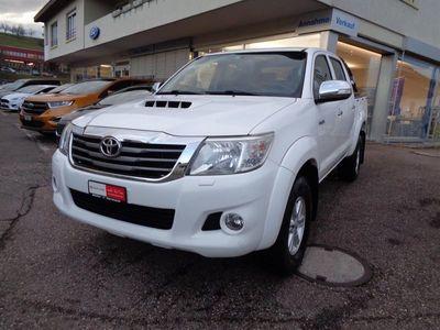 gebraucht Toyota HiLux Double Cab.-Pick-up 3.0-4D Linea Sol